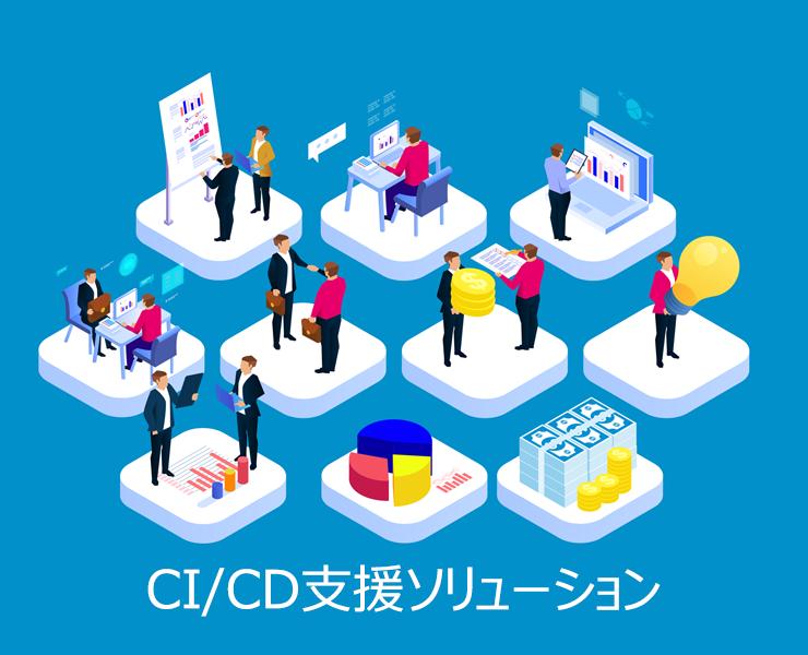 CI/CD支援サービス